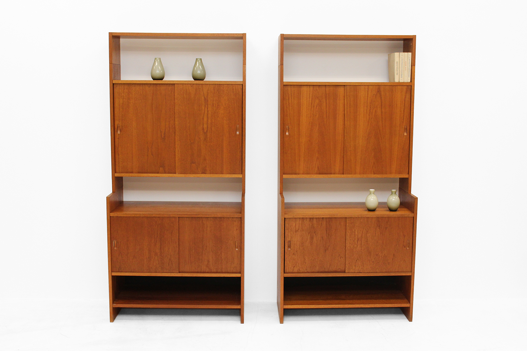couple of office cabinets by Poul cadovius